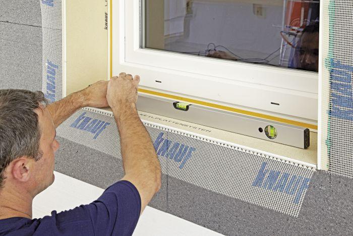 Fachgerechte Fensteranschlüsse Vermeiden Wärmebrücken