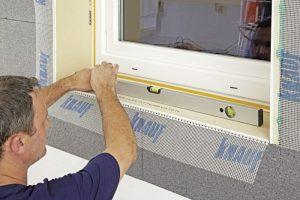 WDVS-Fensteranschluss - Detail